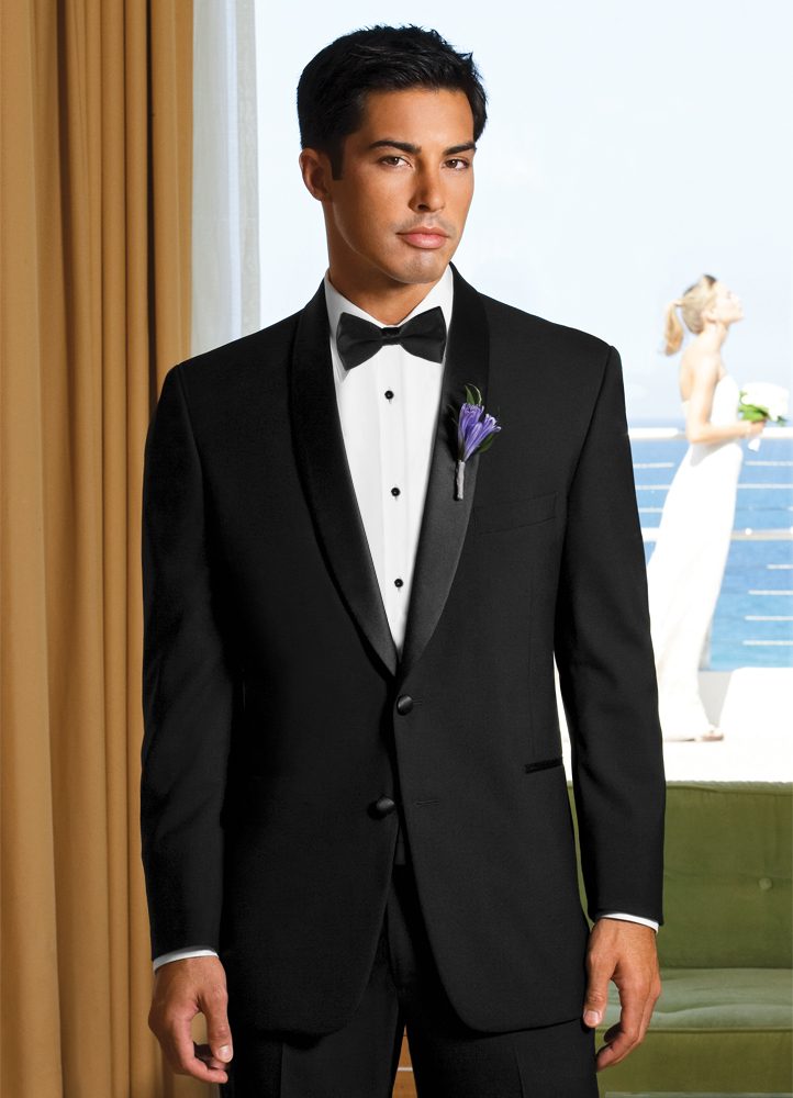 Any Tux 45 Bucks Single Breasted Shawl Tuxedo